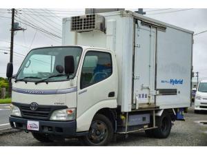 トヨタ ダイナトラック ハイブリット2t車・冷蔵冷凍車-30℃・ETC・ドラレコ