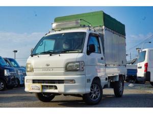 ダイハツ ハイゼットトラック  アルミBOX付・バックカメラ・ETC