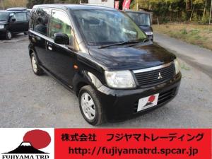 三菱 eKワゴン M ETC CD