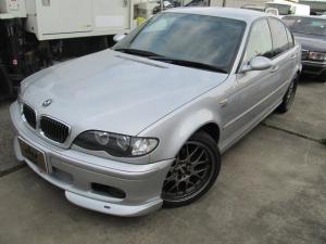 BMW 3シリーズ 318i Mスポーツ BBS18インチアルミホイール シュニッツァースポイラー Supersprintマフラー