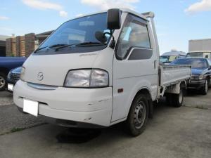 マツダ ボンゴトラック ワイドロー ワンオーナー車 ユーザー買取車 5速マニュアル車 ホワイト