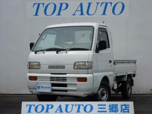 スズキ キャリイトラック KC 三方開 4WD