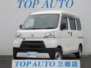 トヨタ ピクシスバン スペシャル ハイルーフ 修復歴無 パワーウィンドウ ワンオーナー ETC AC100電源 Wエアバッグ ABS 4速AT車 フルフラットシート