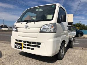 ダイハツ ハイゼットトラック スタンダード 農用スペシャル エアコン・パワステ・4WD