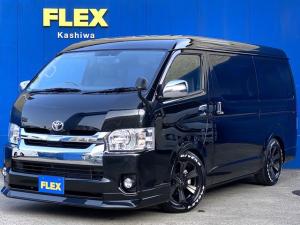 トヨタ ハイエースワゴン GL FLEXライトカスタムパッケージ