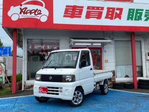 日産 NT100クリッパートラック SD マニュアル車 新品タイヤ付き エアバック エアコン オートマ車