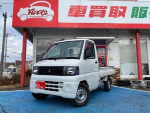 三菱 ミニキャブトラック  MT車