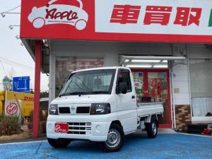 日産 クリッパートラック SD AC ETC ワンオーナー ナビ メモリーナビ 運転席エアバック CD