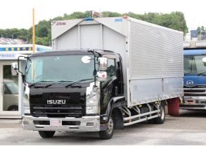 いすゞ フォワード アルミウィング ワイドボディ 最大積載3トン ETC付 バックアイモニター付 ベッド付