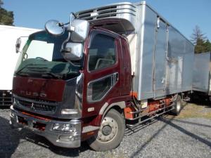 三菱ふそう ファイター 増トン 冷凍冷蔵車 7トン 冷凍車 エアサス スタンバイ