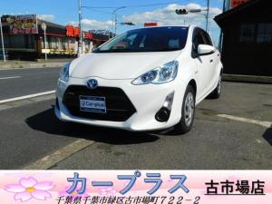 トヨタ アクア S ナビTV1セグ バックカメラ ETC オートミラー