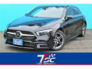 メルセデス・ベンツ Aクラス A200d AMGレザーエクスクルーシブパッケージ 1オーナー/メルケア継承可/レーダーセーフティPKG/ナビゲーションPKG/フルセグ/Bluetooth/ETC/シートヒーター/パワーシート/LEDヘッドライト/禁煙車