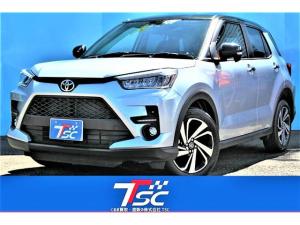 トヨタ ライズ Z アダプティブクルーズコントロール/禁煙車/クリアランスソナー/LEDヘッドライト/シートヒーター/ディスプレイオーディオ/フルセグ/Bluetooth接続/バックカメラ/アイドリングストップ/
