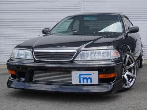 トヨタ マークII ツアラーV 後期5速 D-MAX車高調 フルエアロ IC