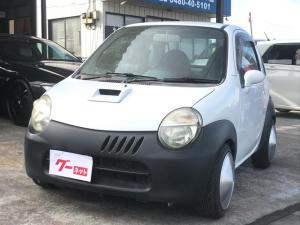 スズキ ツイン ガソリンA ターボ搭載 キーレス 衝突安全ボディ 運転席エアバッグ ABS