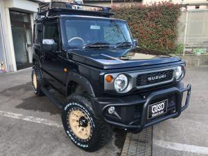 スズキ ジムニー XL (GI REAR)グリルガード サイドステップ ルーフラック SUZUKIグリル16インチアルミ TOYOオープンカントリー235/70r16新品タイヤ