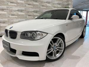 BMW 1シリーズ 135i 6速MT 後期iDriveナビ 赤革ヒーター 禁煙