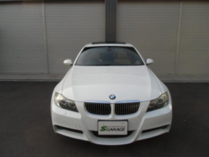 BMW 3シリーズ 335i Mスポーツパッケージ ナビ サンルーフ ベージュレザー電動シート ETC シートヒーター キセノンヘッドライト