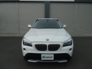 BMW X1 xDrive 25i 黒レザー電動シート パノラマサンルーフ 純正HDDナビ 地デジ ETC バックカメラ シートヒーター