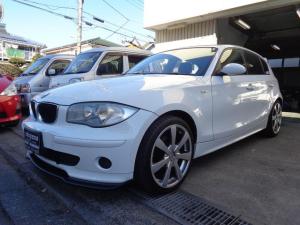 BMW 1シリーズ 116i 116i(5名)リップスポイラー18インチOZアルミ
