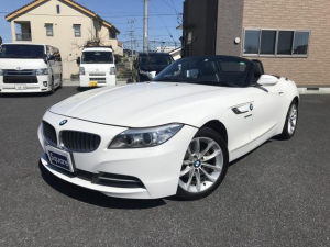BMW Z4 sDrive20i ハイライン ETC HDDナビ ミュージックプレイヤー接続可 キーレス ディスチャージドランプ アルミホイール 電動シート ABS ESC 盗難防止システム 運転席エアバッグ 助手席エアバッグ サイドエアバッグ