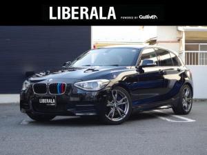 BMW 1シリーズ M135i赤革シートシートヒーターアダプティブサスペンション