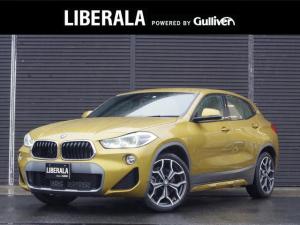 BMW X2 xDrive 20i MスポーツX ACC インテリジェントセーフティ ヘッドアップディスプレイ コンフォートアクセス
