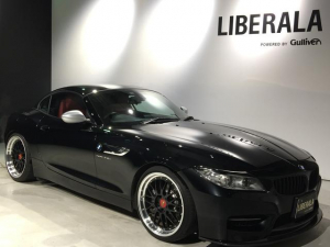 iBMW BMW Z4 sDrive35is 3Dデザインマフラー KW車高調