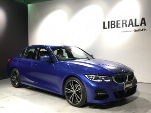 BMW 3シリーズ 320d xDrive Mスポーツ デビューPKG 黒革