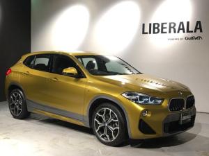 BMW X2 xDrive 20i MスポーツX パノラマルーフ ACC