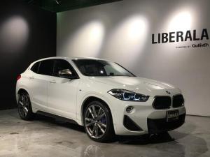 BMW X2 M35i ACC/ヘッドアップディスプレイ/シートヒーター/パドルシフト/バックカメラ/パワーバックドア/20インチAW