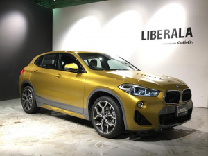 BMW X2 xDrive 20i MスポーツX コンフォートPKG/アドバンスドアクティブセーフティPKG/シートヒーター/バックカメラ/HUD/ACC