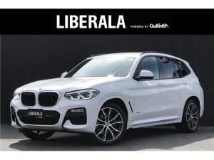 BMW X3 xDrive 20d Mスポーツ ハイラインPKG/黒革シート/全席シートヒーター/フルセグTV/360度カメラ/バックカメラ/ヘッドアップディスプレイ