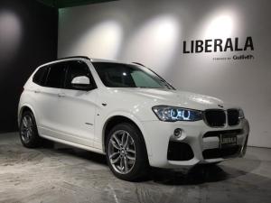 BMW X3 xDrive 20d Mスポーツ インテリジェントセーフティ・純正HDDナビ・地デジTV・19AW・トップビューカメラ・バックカメラ・レーンアシスト・クルコン・ETC・パワーテールゲート