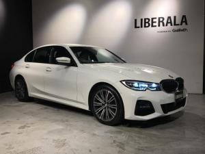 BMW 3シリーズ 320d xDrive Mスポーツ 1オーナー・ACC・衝突軽減B・LEDヘッド・インエテリジェントS・純正HDDナビ・360°カメラ・シートヒーター・ハーフレザー・レーンアシスト・ETC