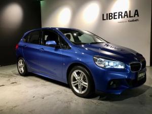 BMW 2シリーズ 218d xDriveアクティブツアラー Mスポーツ 衝突軽減B・ACC・インテリジェントS・コンフォートアクセス・ヘッドアップD・純正HDDナビ・バックカメラ・ETC・電動リアゲート