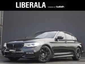 BMW 5シリーズ 523d エディション ミッション:インポッシブル M Performanceキドニーグリル 19インチブラックホイール BMWIndividualピアノフィニッシュブラックインテリアトリム Harmankardon サラウンドサウンドシステム