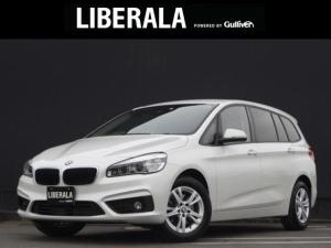 BMW 2シリーズ 218iグランツアラー アドバンスドアクティブセーフティPKG LEDヘッドライト コンフォートアクセス アクティブクルーズコントロール ヘッドアップディスプレイ iDriveナビ バックカメラ