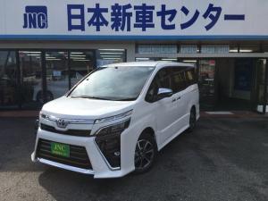 トヨタ ヴォクシー ZS 煌III 特別仕様車 トヨタセーフテイセンス 7人乗り 新車