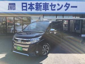 トヨタ ノア Si W×BIII 特別仕様車トヨタセーフテイセンス7人乗り 新車