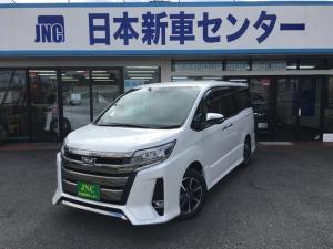 トヨタ ノア Si W×BIII 特別仕様車トヨタセーフティセンス7人乗り 新車