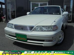 トヨタ マークII 特別仕様車 2.5グランデ トラント 走行8千KM 社外ナビ