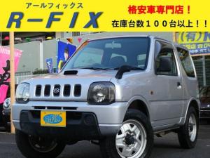スズキ ジムニー XG 4WD ターボ 社外オーディオ 走行60000キロ
