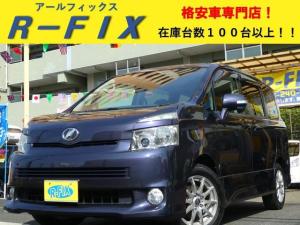 トヨタ ヴォクシー Z 両側パワスラ ドラレコ HDDナビBカメラ ETC禁煙車