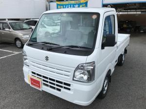 スズキ キャリイトラック KCエアコン・パワステ 4WD AC MT 修復歴無