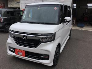 ホンダ N-BOXカスタム G・Lターボホンダセンシング 4WD スマートキー AW