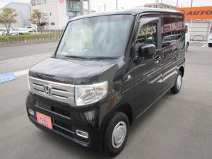 ホンダ N-VAN+スタイル クール・ターボホンダセンシング 4WD 新品SDナビ
