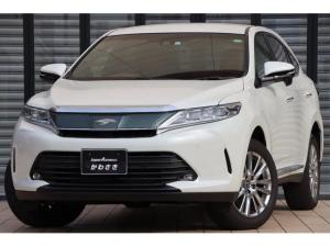 トヨタ ハリアー プレミアム ユーザー買取車/アルパインBIG X10インチナビ/アルパイン9インチ天吊りモニター/パワーバックドア/クリアランスソナー/クルーズコントロール/LEDヘッドライト&フォグ/ブレーキオートホールド