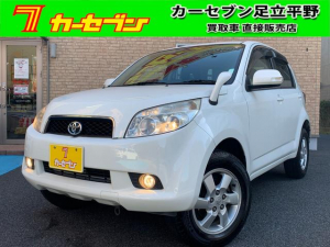 トヨタ ラッシュ G 5MT.4WD.スマートキー