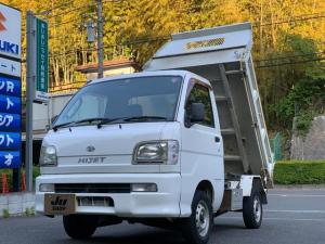 ダイハツ ハイゼットトラック ダンプ 4WD ダンプ 67000キロ